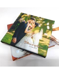 Album foto hardcover - patrat 20x20