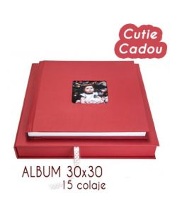 Set album foto colors - patrat 30x30