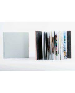 AlbumeFotoHD - Album foto din piele naturala - patrat 20x20