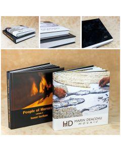 Album foto hardcover - patrat 25x25