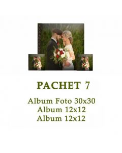 Pachet 7 Bride (3 albume foto)